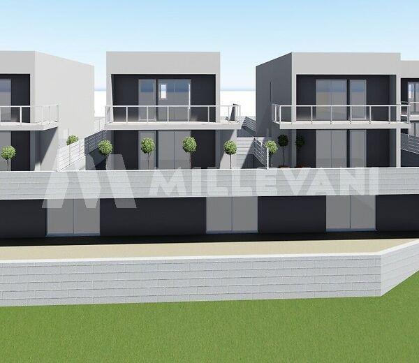 Appartamenti in villa di nuova costruzione a Marina di Ragusa.