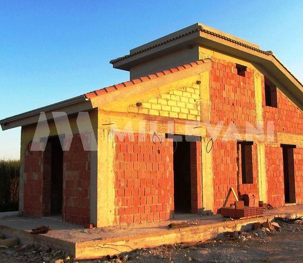 Villa in corso di costruzione Pozzallo