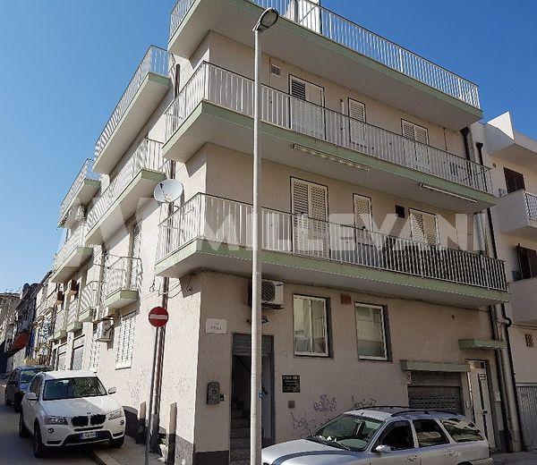 appartamento vendita con terrazzo a Pozzallo