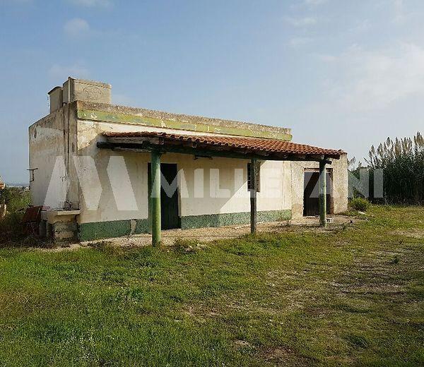 Casa singola a Santa Maria del Focallo, Ispica