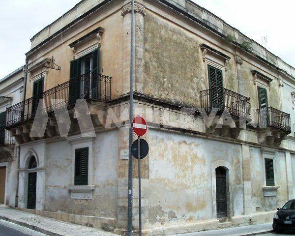 Casa singola a Ispica centro