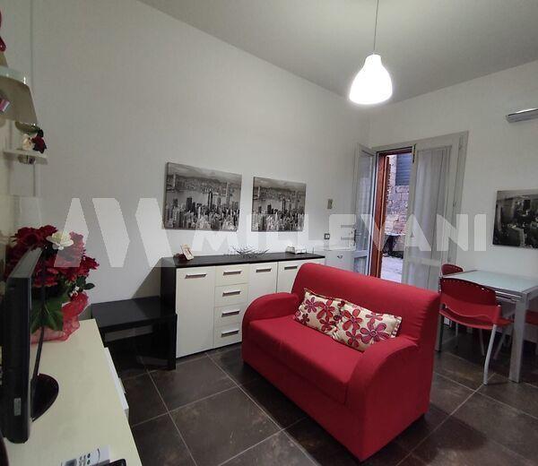 Appartamento al piano terra in Via del Canale
