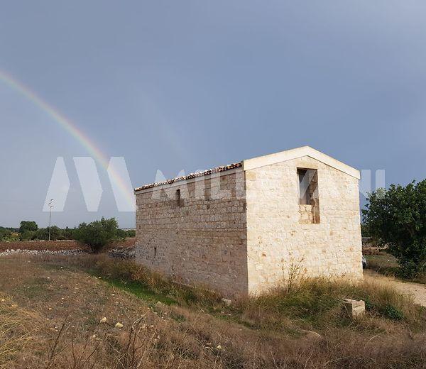 Caseggiato rurale in C.da Gerrantini, Scicli