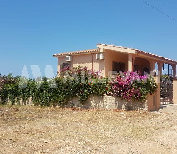 Villa nelle campagne di Sampieri, Scicli