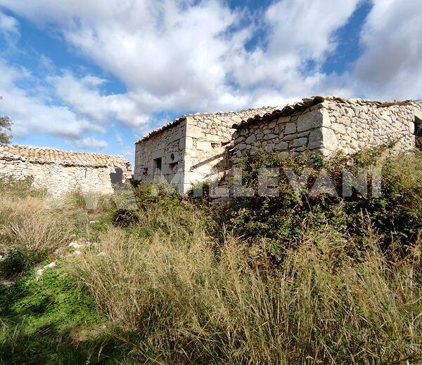 Fabbricato rurale in vendita a Chiaramonte Gulfi