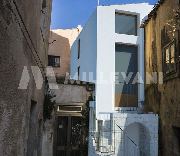 Casa singola in via Ruffino a Modica