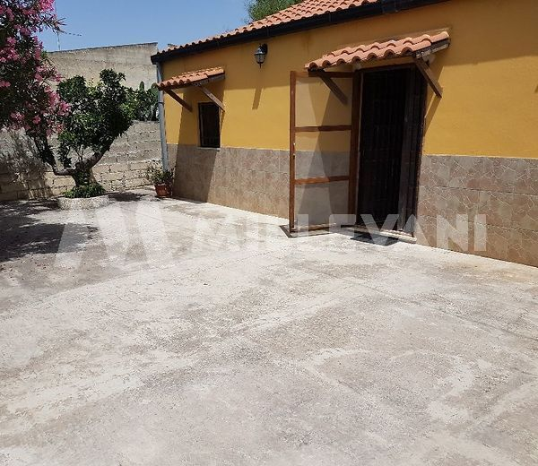 Villa a Santa Maria del Focallo (Ispica)