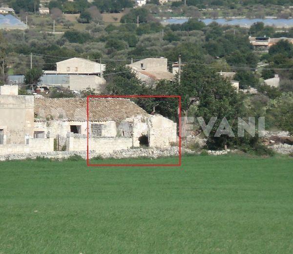 Vendita caseggiato rurale a Scicli