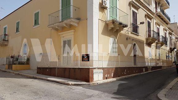 Appartamento piano rialzato zona centrale di Pozzallo