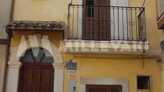 Casa singola in via Nigito a Scicli