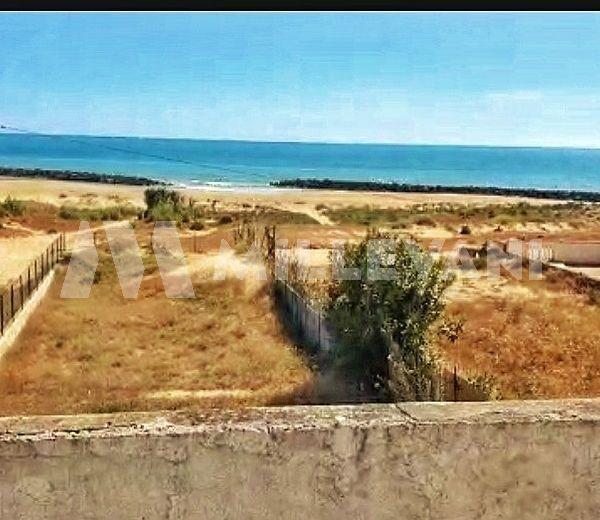 villa sulla spiaggia a Donnalucata
