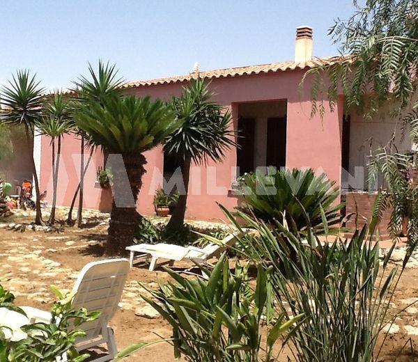 Villa in Contrada Pezza Filippa a Donnalucata
