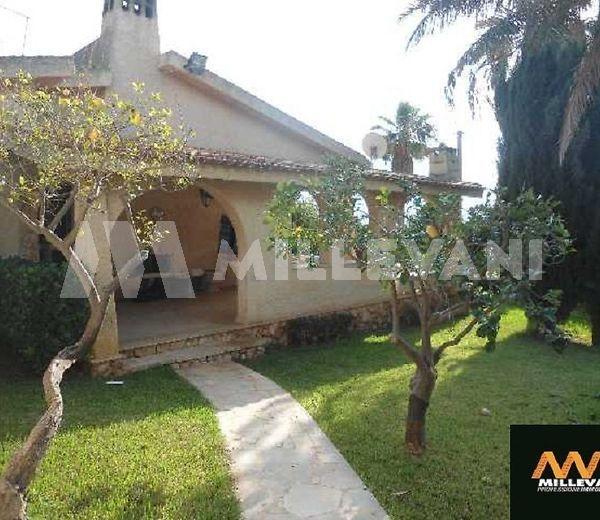 villa a Cava D'Aliga-SCICLI-rif 564