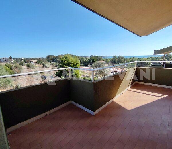 Appartamento con vista mare a Sampieri