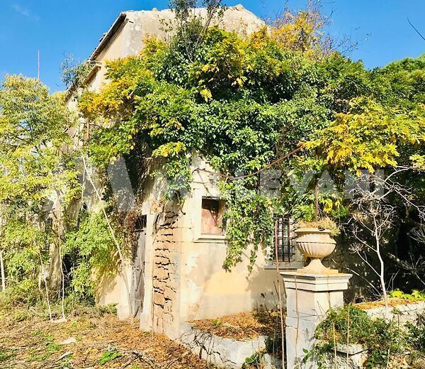 Villa ottocentesca a Modica