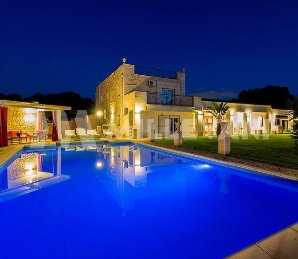 Elegante resort composto da due ville