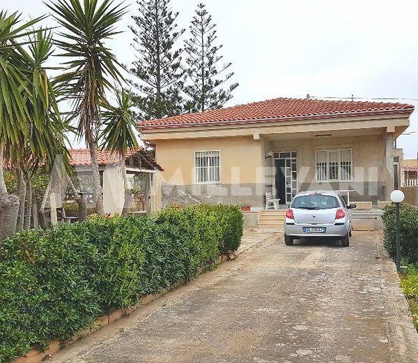 Villa a Santa Maria del Focallo, Ispica